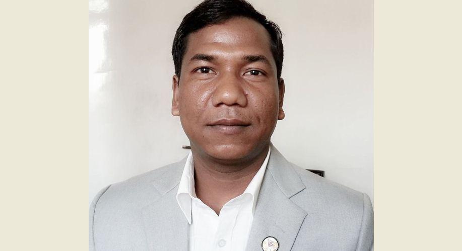 गौरीशंकर चौधरी श्रम रोजगार तथा सामाजिक सुरक्षा मन्त्री