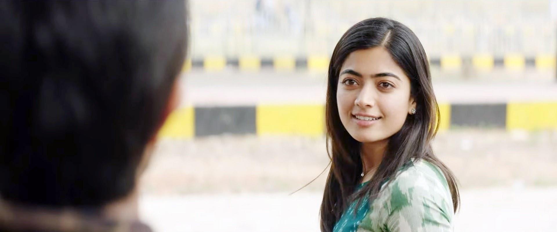 दक्षिण भारतीय फिल्म उद्योगको चर्चित अभिनेत्री रश्मिका अब बलिउडमा