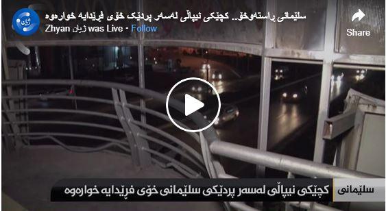 इराकमा पुलबाट हाम फाल्ने ती महिला को थिइन ? जसलाई नेपाली भनेर भाइरल बनाइयो
