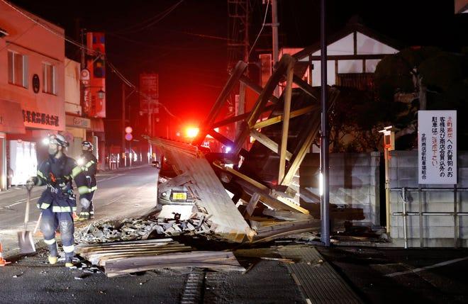 जापानमा गएको शक्तिशाली भूकम्पमा नेपाली सुरक्षित