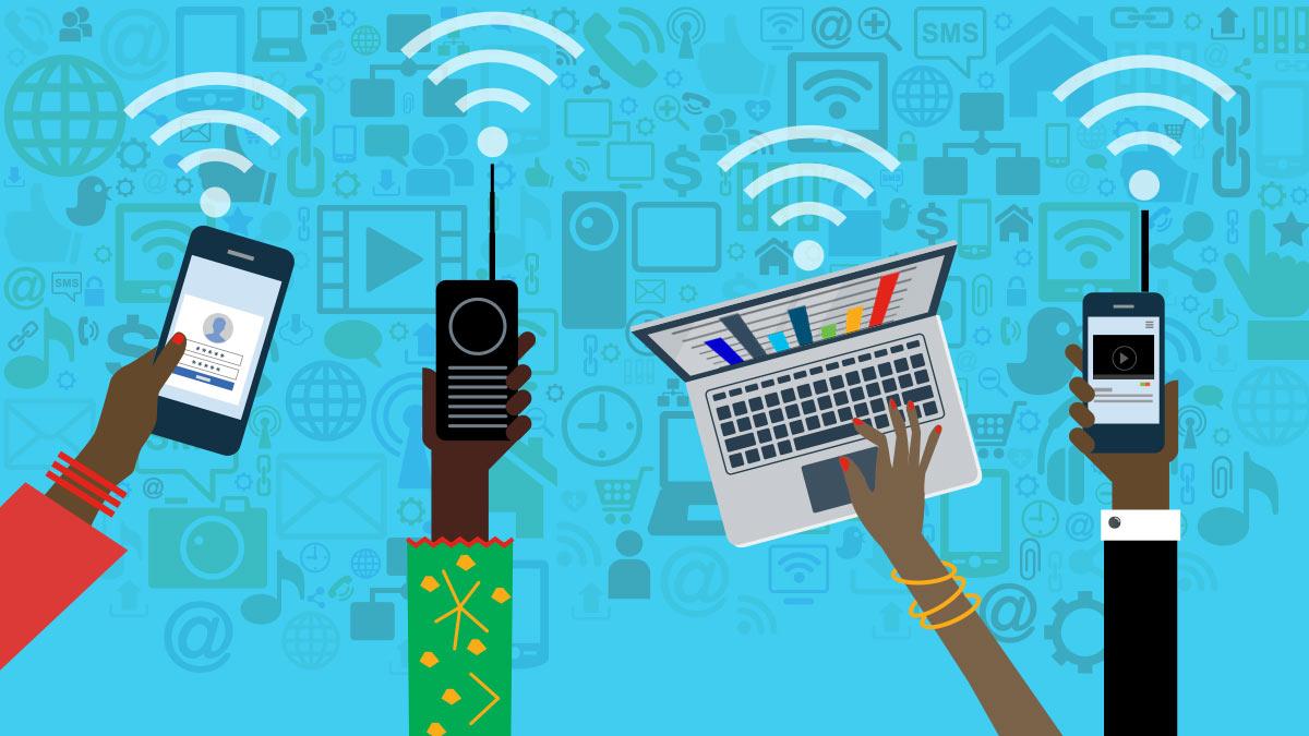 नेपालका ७५ प्रतिशत क्षेत्रमा इन्टरनेट जडान