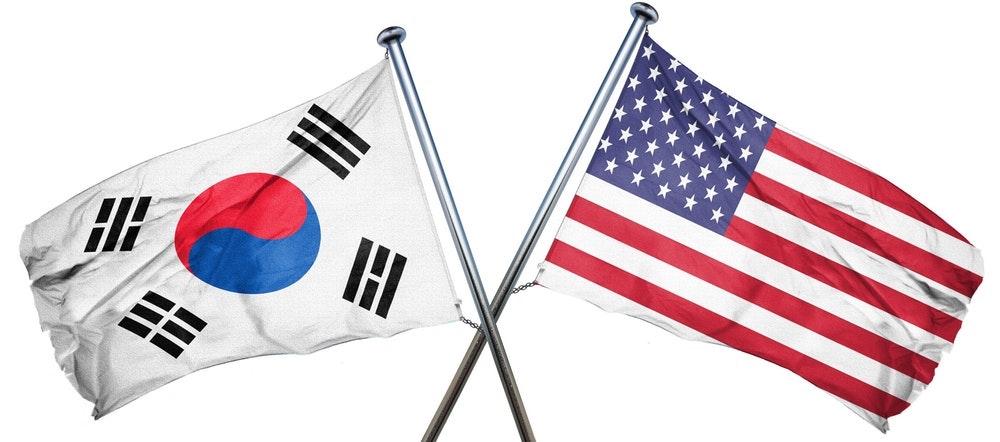 दक्षिण कोरिया आइपुगे अमेरिकी विदेश मन्त्री र रक्षा मन्त्री