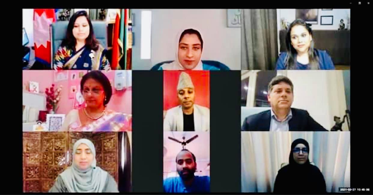 ओमनी नागरिक स्वर्गीय हार्थीको नाममा नेपाली दूतावासको सम्मान
