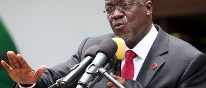 तान्जानियाका राष्ट्रपति मगुफुलीको निधन