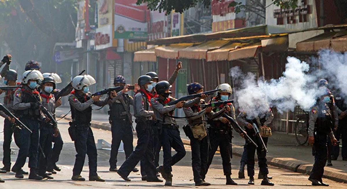 म्यानमारमा सेनाको गोली लागेर नेपाली भाषी दम्पतिको मृत्यु