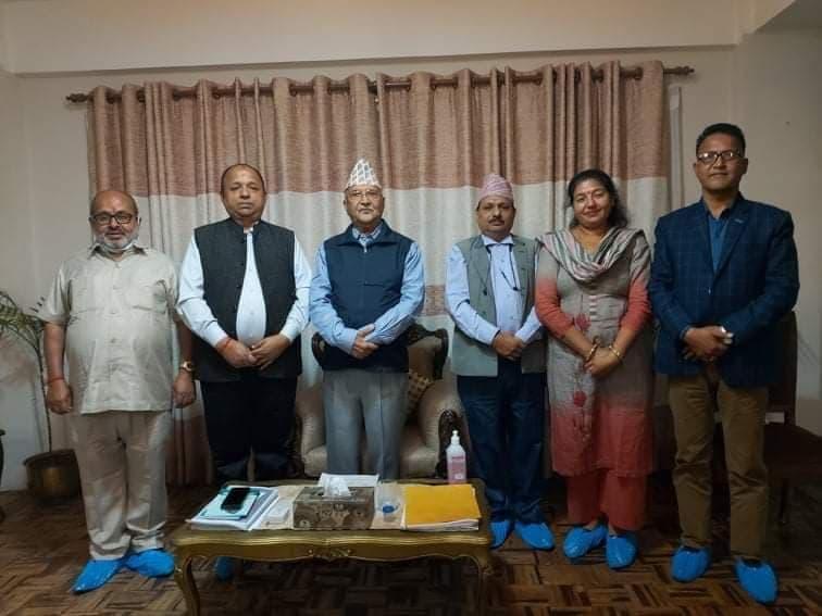भारत हुँदै तेस्रो मुलुकमा मानव तस्करी बढेपछि प्रधानमन्त्री ओलीको ध्यानाकर्षण गराइयो