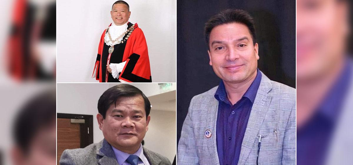 बेलायतको स्थानीय निर्वाचनमा तीन नेपालीलाई सफलता