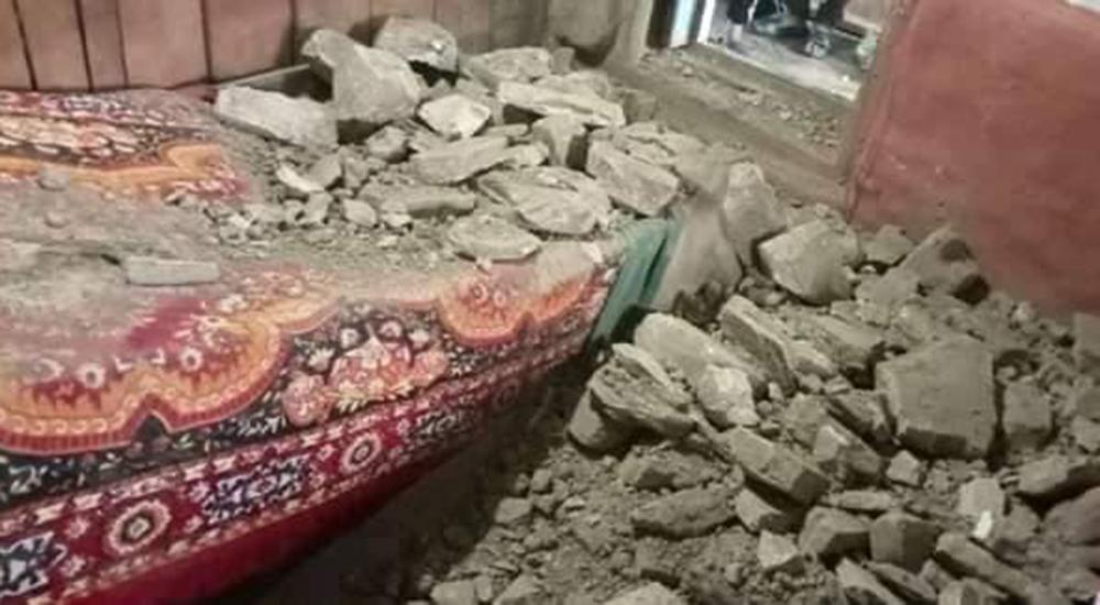 लमजुङ केन्द्र भएर ५.८ म्याग्निच्युडकाे भूकम्प, घर भत्कँदा एकजना घाइते, अन्य विवरण आउन बाँकी