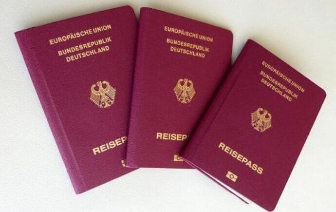 जर्मनीको पासपोर्ट विश्वको सबैभन्दा बलियो, अमेरिका ९ स्थान तल