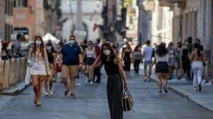 इटाली युरोपको पहिलो 'मास्क फ्री' देश