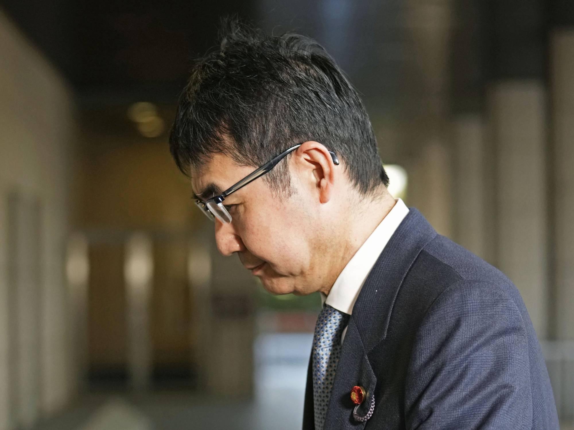 भोट खरिद गरेको आरोपमा जापानका पूर्व कानूनमन्त्रीलाई ३ वर्षको जेल सजाय