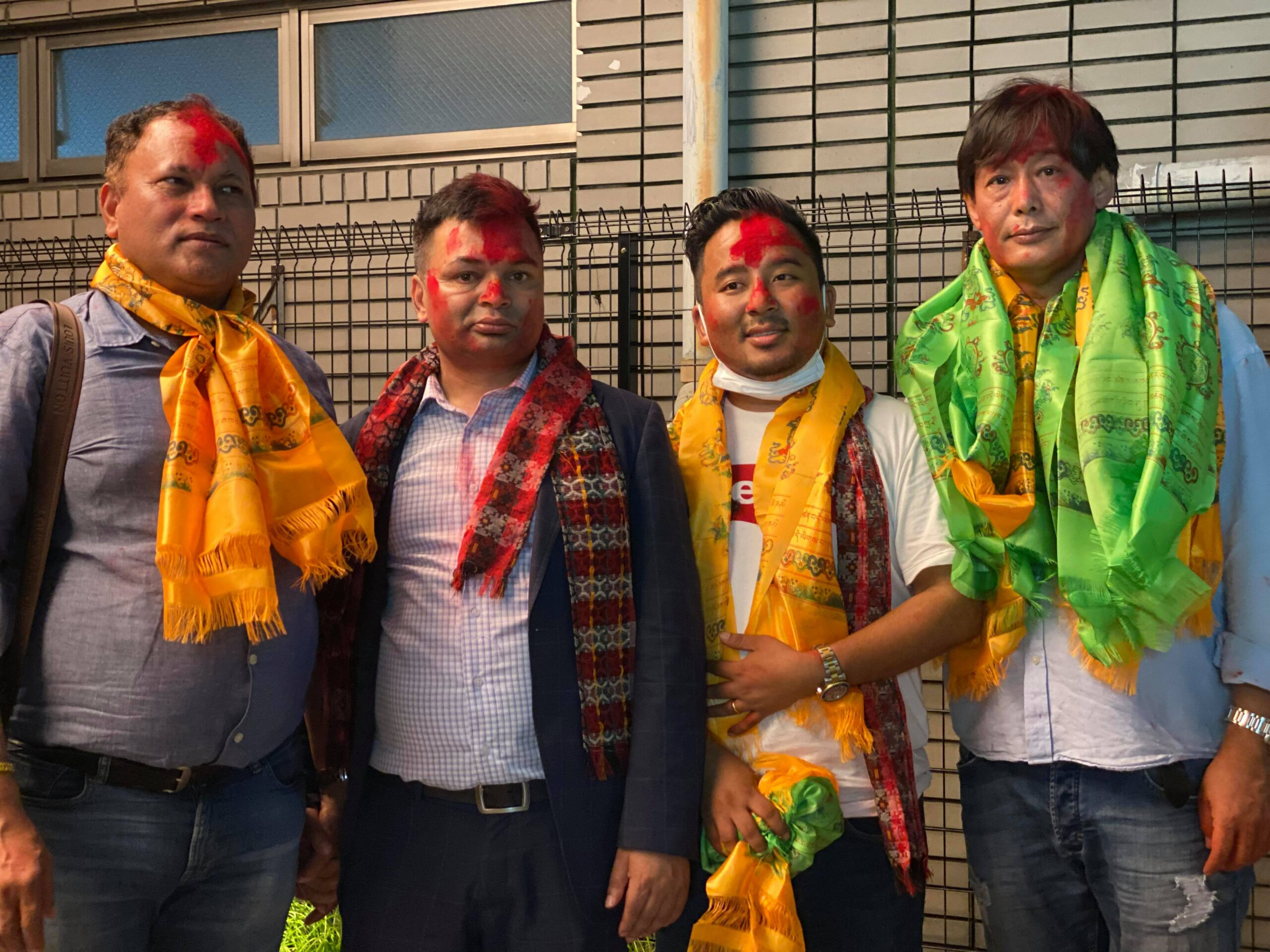 एनआरएनए जापानको अध्यक्षमा पौडेल विजयी