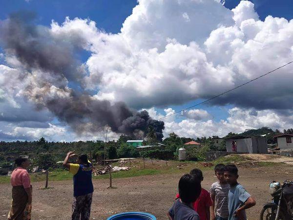 फिलिपिन्स सैन्य विमान दुर्घटनामा १७ को मृत्यु