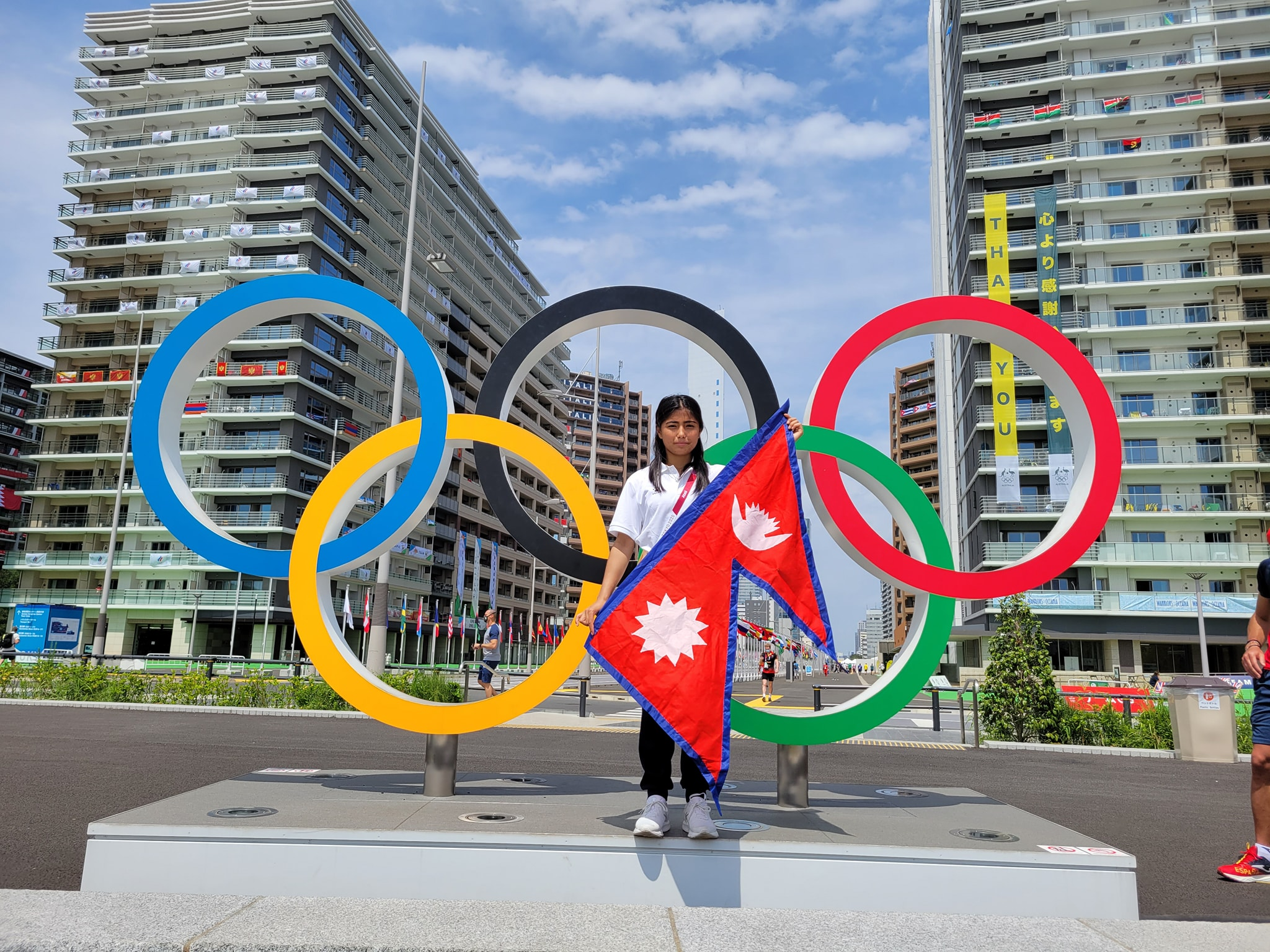 सरस्वती चौधरी प्रारम्भिक चरणबाटै बाहिरिएपछि नेपालको ओलम्पिक यात्रा समाप्त