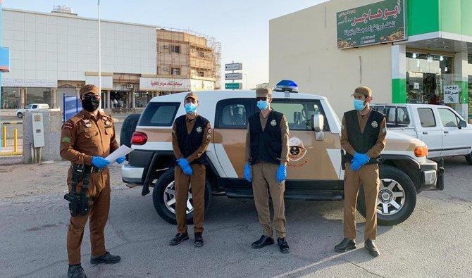 साउदीमा एक सातामा करिब २० हजार व्यक्तिद्वारा नियम उल्लंघन, २२४ पक्राउ