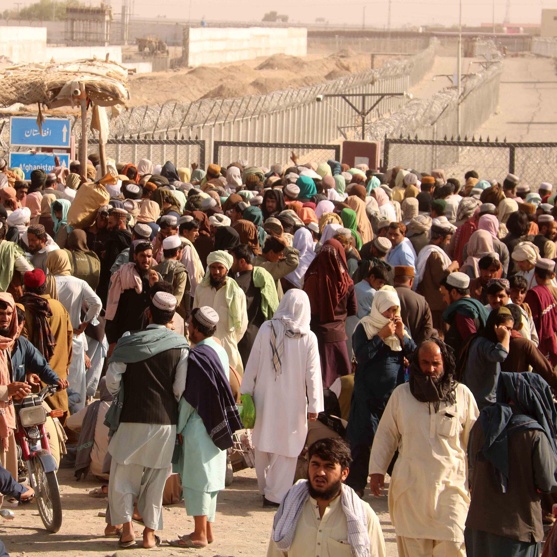 काबुल विमानस्थलमा फेरि भाँगदौड हुँदा ७ अफगानीको मृत्यु