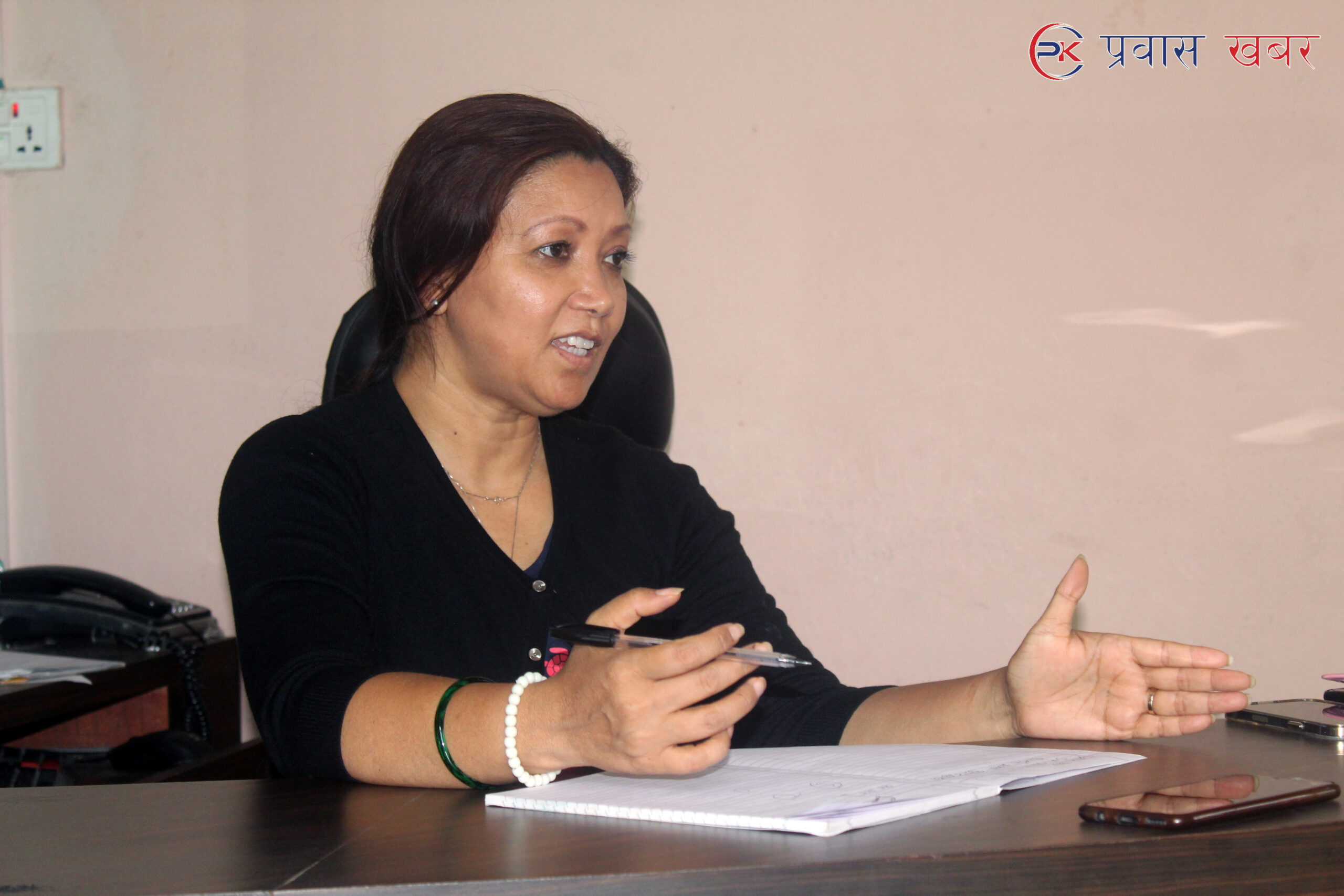 एनआरएनएलाई राजनीतिकरण गर्न खोजिनु दुःखदायी : रवीना थापा