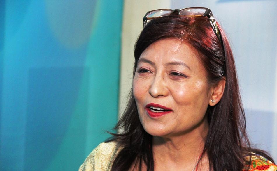महिला नेतृत्वको कसीमा उभिन सचिव पदमा मेरो उम्मेदवारीः राधिका गुरुङ (टिका)