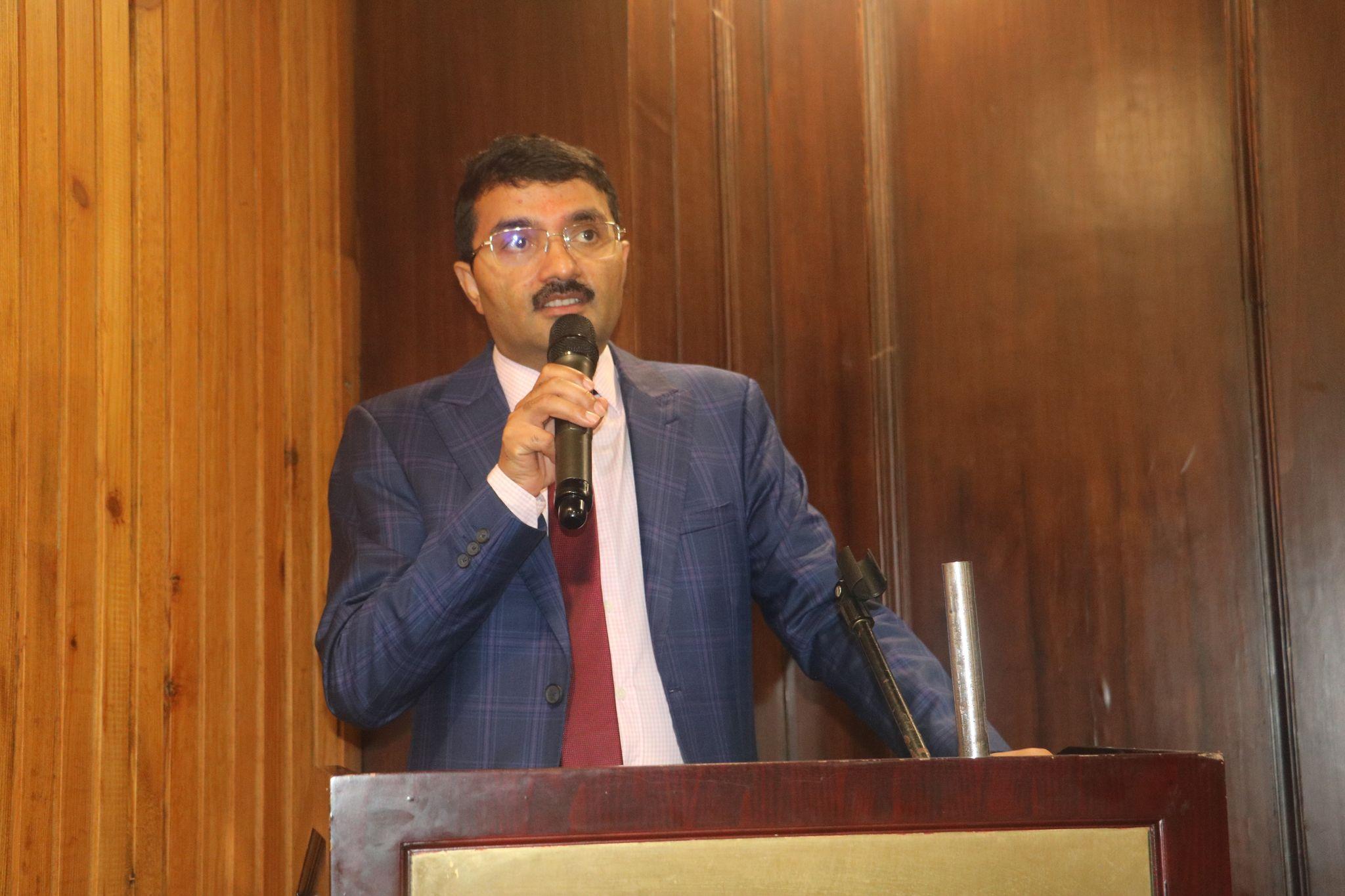 सुरक्षित, मर्यादित र सम्मानित वैदेशिक रोजगारीका लागि उपाध्यक्षमा मेरो उम्मेदवारी : शर्मा