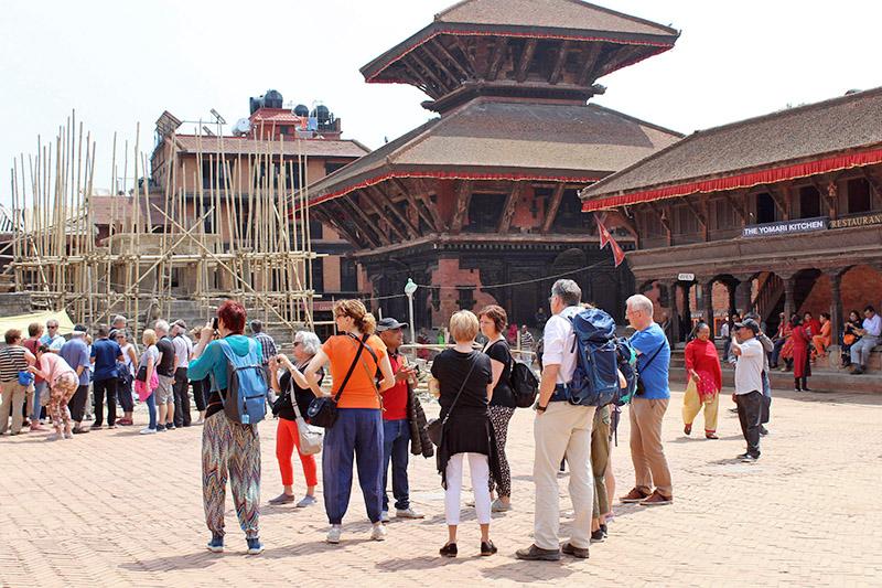 खोप लगाएका विदेशी पर्यटक नेपाल आउँदा क्वारेन्टाइन बस्नु नपर्ने