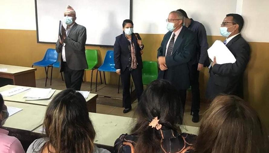 इजरायल रोजगारी : भाषा परीक्षाको नतिजा सार्वजनिक